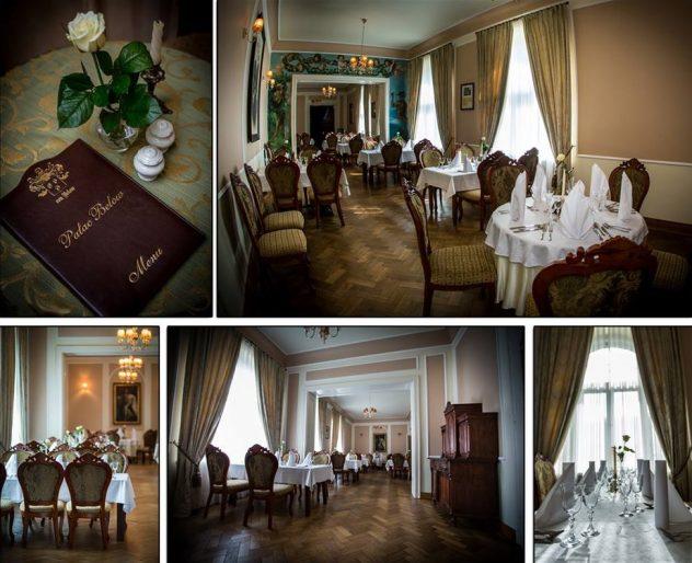restauracja pałac